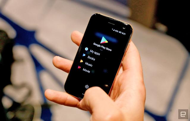 Palm's tiny companion phone goes on sale next week