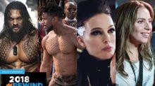 11 weirdest movie coincidences of 2018