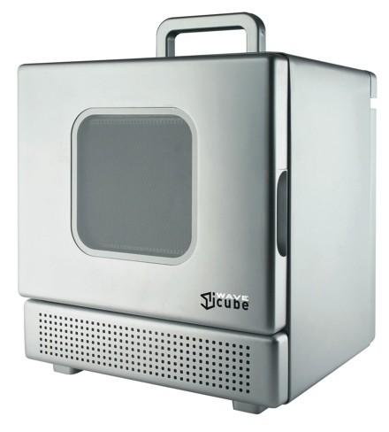 iWave Cube, the personal portable microwave