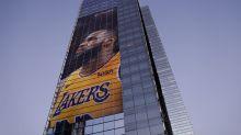 NBA star LeBron James emerges as potent political force ahead of November U.S. election