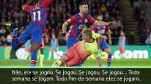 Premier League: Guardiola é sarcástico em resposta a jornalista