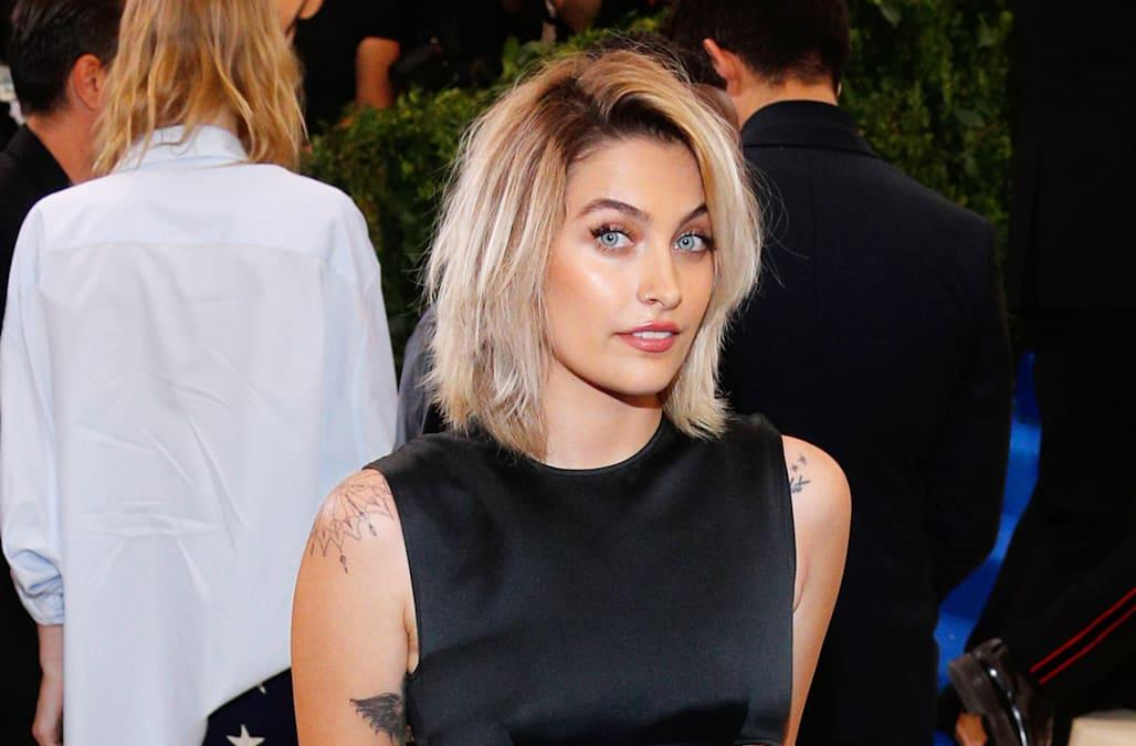 Paris Jackson on nudity: Being naked is a beautiful thing
