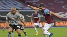 Robert Snodgrass: West Ham have to start believing we can be a top half Premier League team