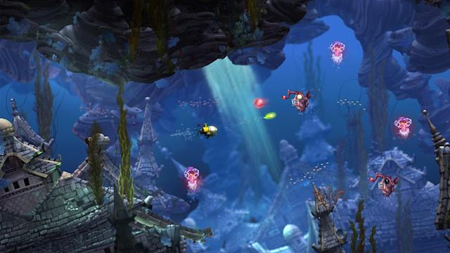 'Song of the Deep' is GameStop's first published game
