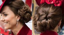 Kate Middleton's 60 Best Hairstyles Over the Years
