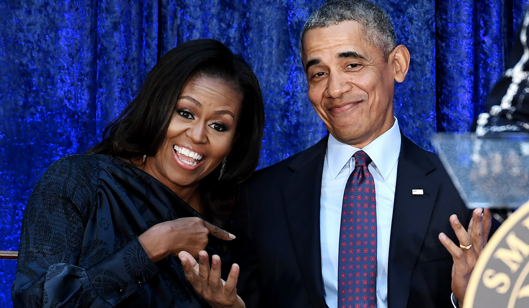 The Obamas dominate as the most admired people in the U.S.