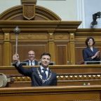 Ukraine's Zelensky calls snap parliamentary polls for July 21