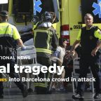 Spanish police shoot five suspects dead after driver kills 13 in Barcelona