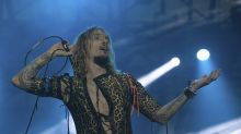 The Darkness rocker Justin Hawkins hurt in chemical accident