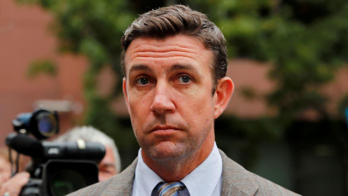 GOP Rep. Duncan Hunter Used Campaign Funds to Pursue 'Intimate' Extramarital Affairs: Feds