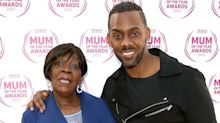 Richard Blackwood tells how his mum died in his arms after cancer battle