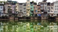 FOTOS | Las casas tubo con las que Hanói aprovecha su poco espacio