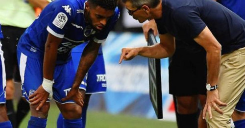 Foot - L1 - Troyes - Troyes : Dingome OK, pas Obiang contre Lille