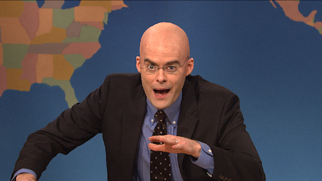 Weekend Update: James Carville