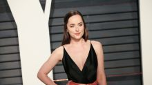 Dakota Johnson's new tattoo is delightfully messed up