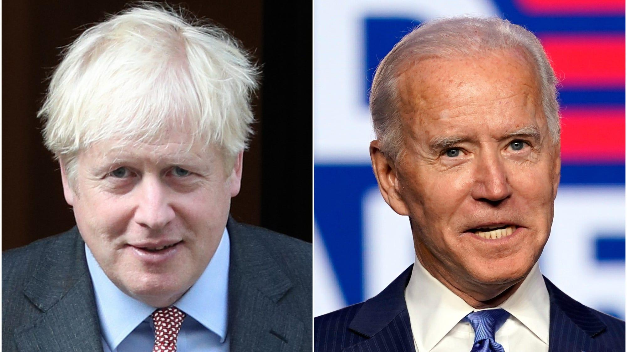PM congratulates Biden on election as president of UK's 'most important ally'