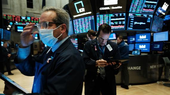 Stock futures hug the flat line ahead of jobs data, more stimulus talks