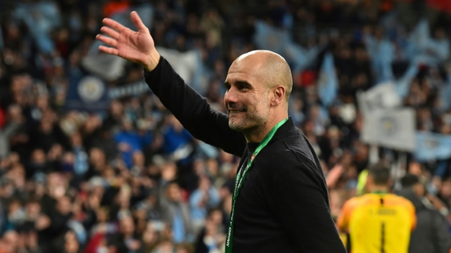 Medical staff are the 'special ones' - Guardiola