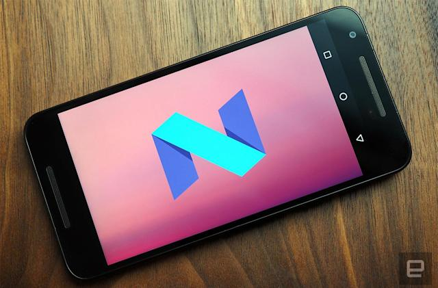 Android N for phones is promising, but not for the faint of heart