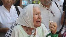 Madres de Plaza de Mayo cuestionan política de DD.HH. de presidente argentino