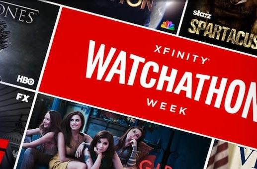 Comcast readies Xfinity Watchathon Week for March 25th, will give customers all-access to premium TV series