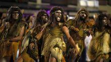 El carnaval de Rio arranca con un fastuoso mensaje de tolerancia