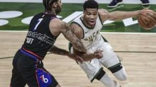 Basket - NBA - Milwaukee Bucks domptent les Philadelphia Sixers