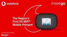 Vodafone Qatar Premieres the Region's First 5G MiFi® Mobile Hotspot from Inseego