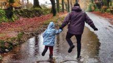 Dreading winter lockdown? Learn to love walking in the rain