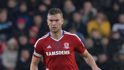 Ben Gibson into England squad for the first time