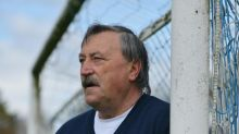 Penalty-taking legend Panenka in hospital with Covid-19