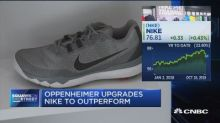 Nike story has further room to run here, says analyst