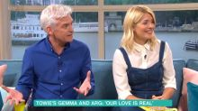 Gemma Collins and James Argent deny 'showmance' claim on This Morning