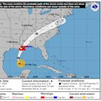 Zeta forecast to be a Cat 1 again as warnings issued from Louisiana to Florida Panhandle