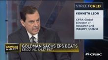 Strong 'buy' on Bank of America: CFRA's Kenneth Leon