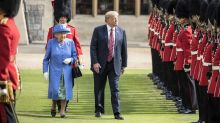 Royal family respond to rumours they snubbed Donald Trump