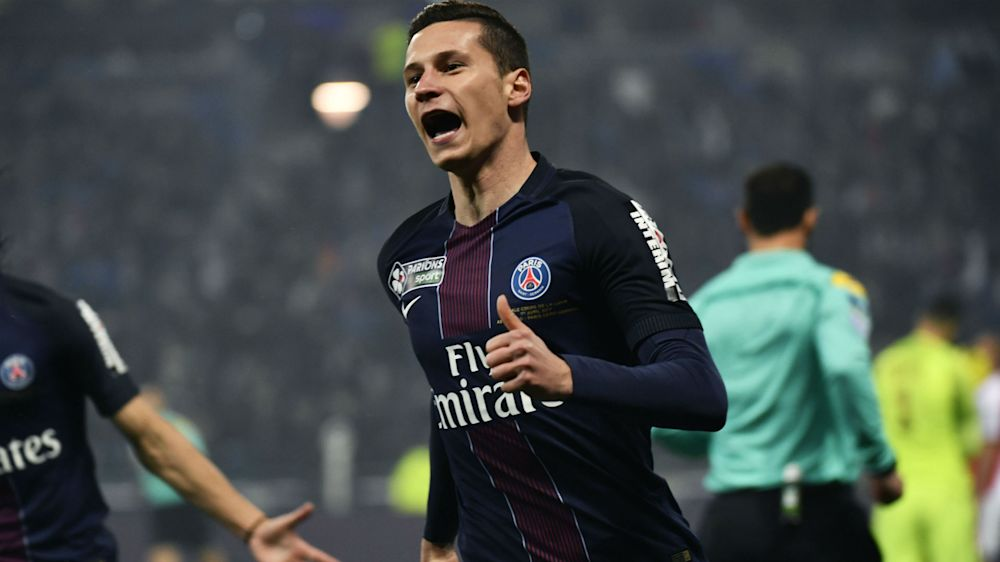 Berater schließt Wechsel aus: Julian Draxler bleibt bei Paris Saint-Germain
