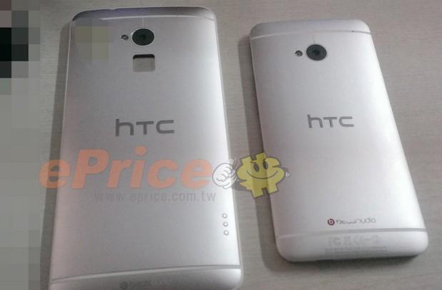 Dual-SIM HTC One Max for China Unicom leaked, may pack a fingerprint reader