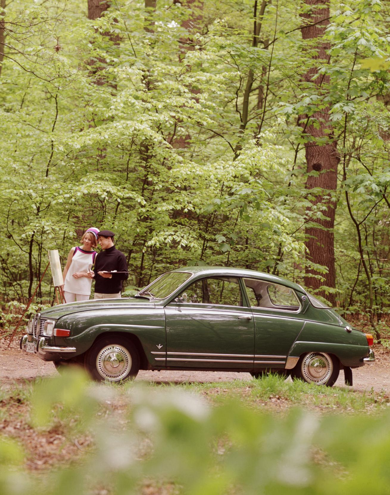 Inside the world of the concours: Why aren't Saabs more