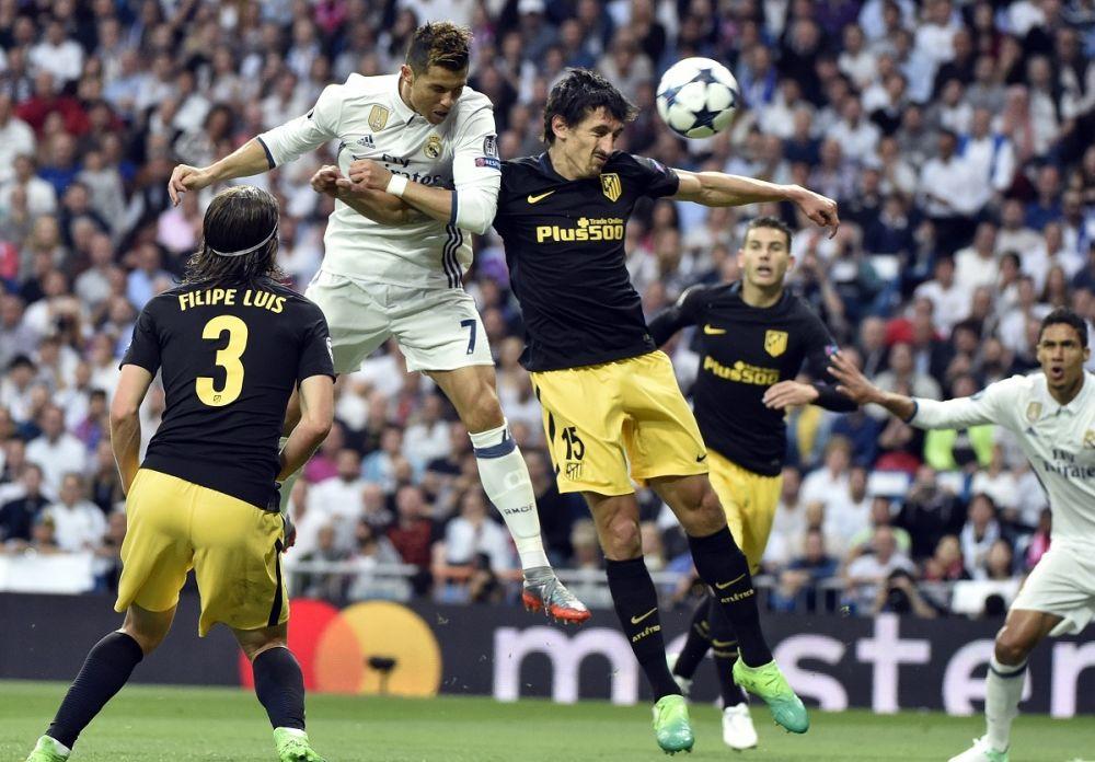 Ronaldo stratosphérique, Savic dépassé, Griezmann-Gameiro absents… les notes de Real-Atlético