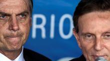 Un escándalo en Río de Janeiro reduce el interés de Bolsonaro en las elecciones municipales