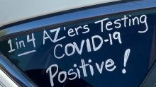 In Arizona, school reopening sparks protest movement
