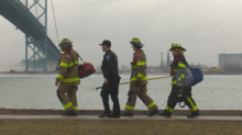 One body pulled from Detroit River, another person rescued in separate incidents