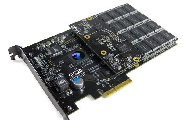 OCZ amps up performance on RevoDrive X2 PCIe SSD: 740MB/sec, up to 120k IOPS
