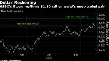 El mayor alcista del dólar prevé una gran baja para el euro