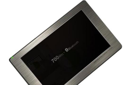 Cowon's 5-inch P5 touchscreen media player brings the haptic happy sauce