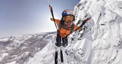 Tous sports - GoPro prend le virage du 360 degrés avec sa nouvelle caméra Fusion