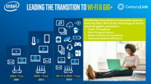 CenturyLink Leads Wi-Fi 6 Transition for Broadband Subscribers