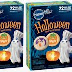 Pillsbury's Beloved Halloween Sugar Cookies Now Come in a 72-Count MEGA Pack