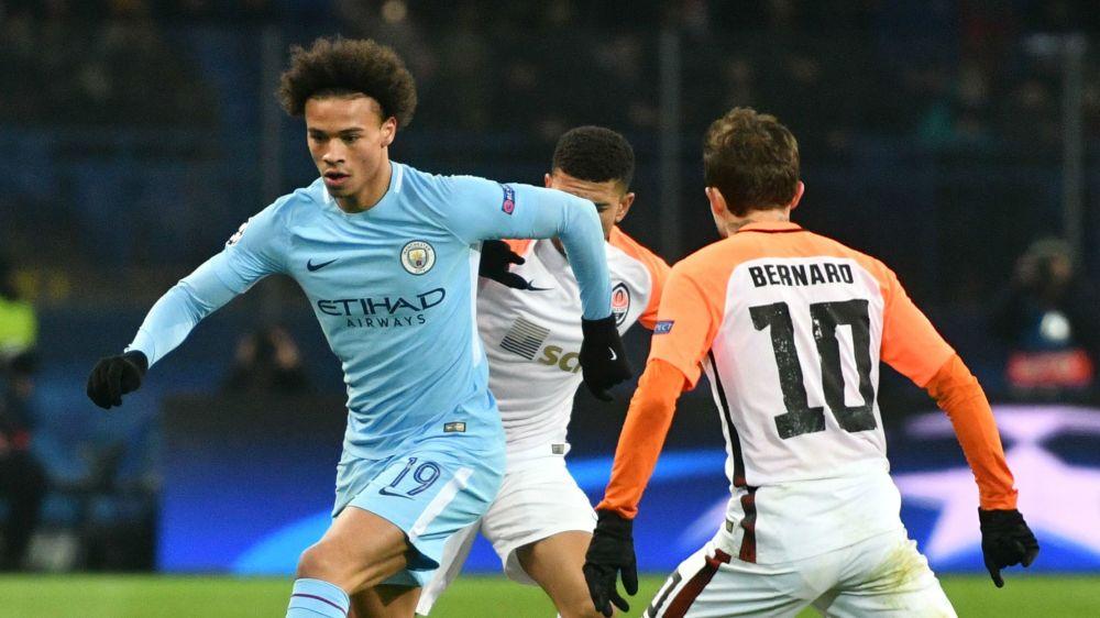 City craque, Tottenham assure…Le résumé de la soirée en Ligue des Champions